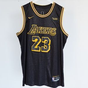 Tops - NWOT Limited Edition Lebron Lakers Jersey